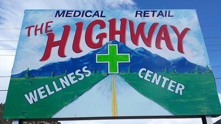 The Highway Recreational Dispensary