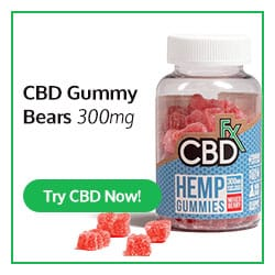 CBD Gummy Bears 300mg