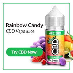 Rainbow Candy - CBD Vape Juice