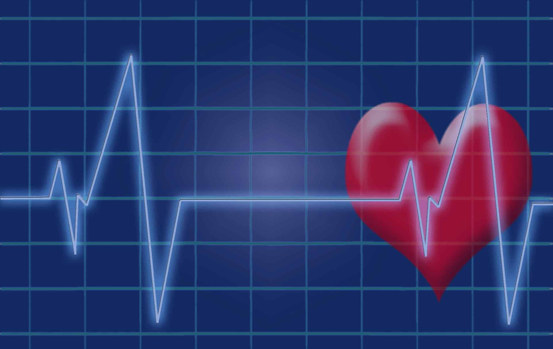 graphic of raising heart rate